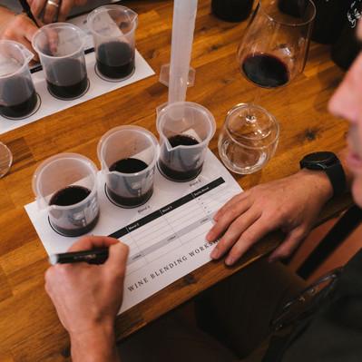 Wine Blending workshop deals