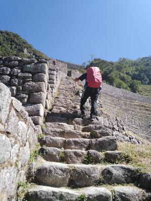 FOLLOW ON THE ANCIENT INCA PATH TO MACHU PICCHU 8