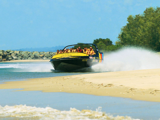 Broadwater Adventure Jet Boat Ride Coupon Code