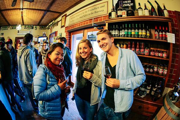 Barossa Valley Full Day Wine Tour
