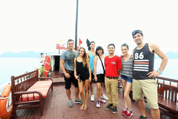 Halong Bay Boat deals