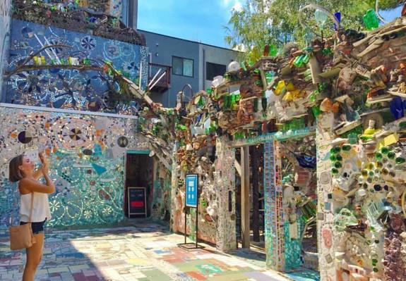 Mosaics Tour Philadelphoa