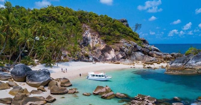 Mission Beach 3 Island Tour