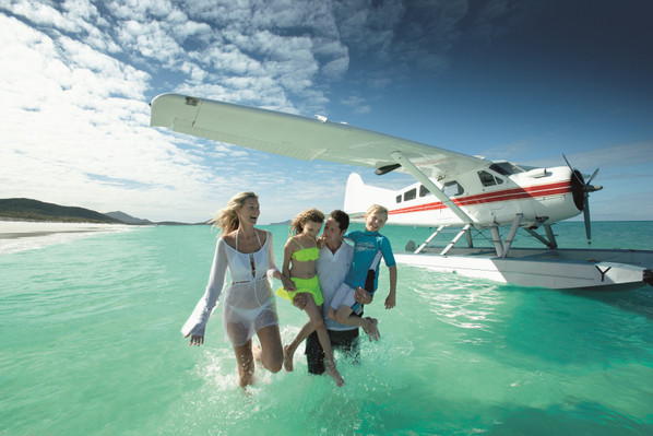 Hill Inlet Seaplane Tour Deal