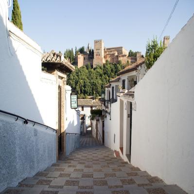 Day tour Albayzin and Sacromonte