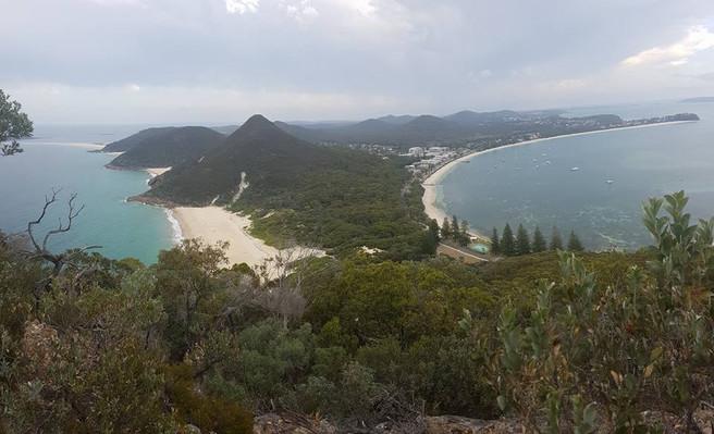 Anna Bay Beach