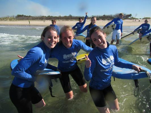 best place to surf australia