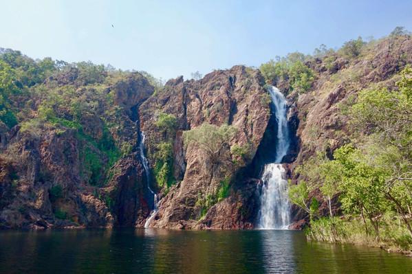 Waterfall Kakadu
