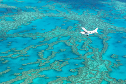 Whitsundays Heart Reef Scenic Flight From Airlie Beach - 1 hour