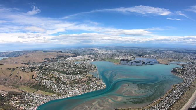 Skydiving Christchurch