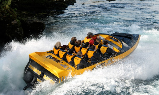 Taupo Jet boat coupon code