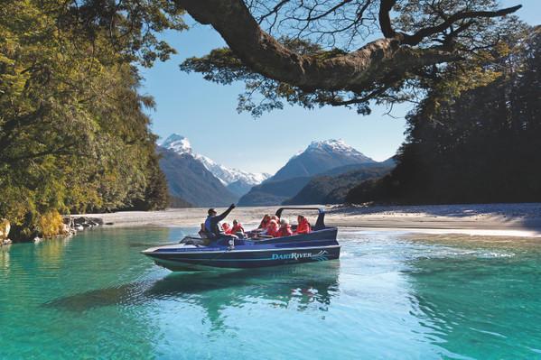 New Zealand jet boat deals