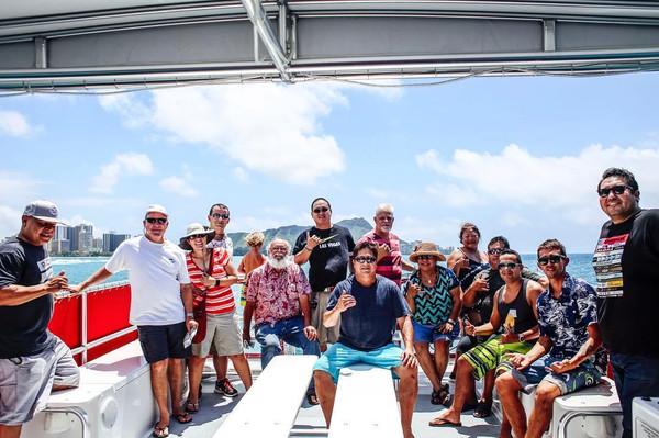 Waikiki Daytime Boat Tour