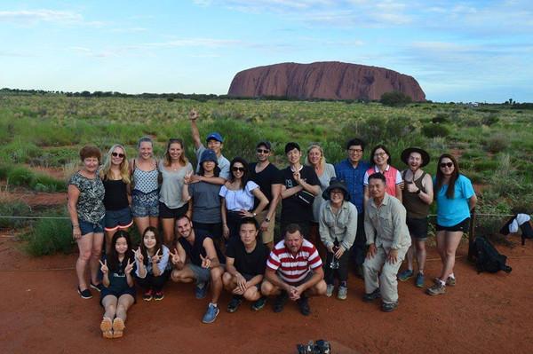 Alice Springs Uluru tour reviews