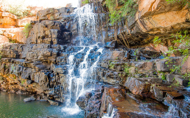 Waterfalls in the Outback