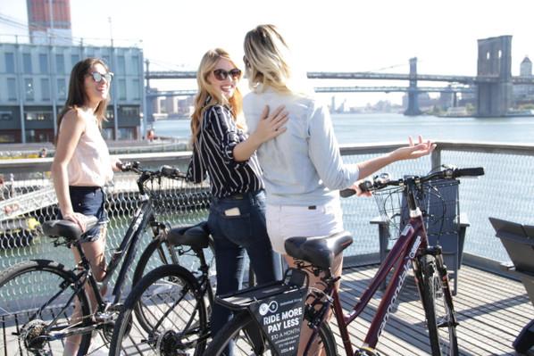 NYC Bike Hire