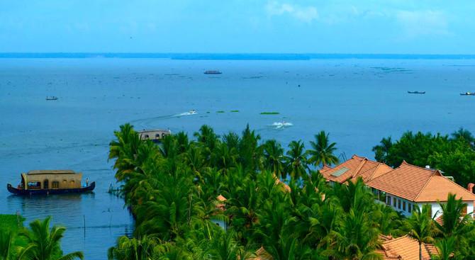 Kumarakom - Amazing Kerala