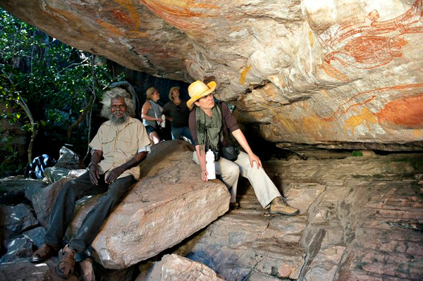 Park Trek Arnhem Land and Kakadu five-day walking tour - Injalak Hill Rock Art.jpg