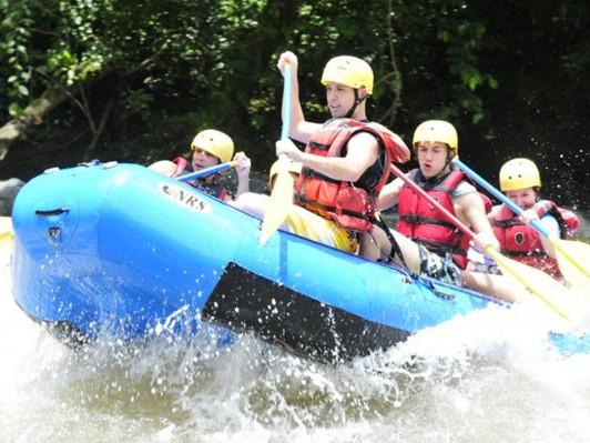 San Jose Tour Whitewater Rafting Adventure Pacuare River