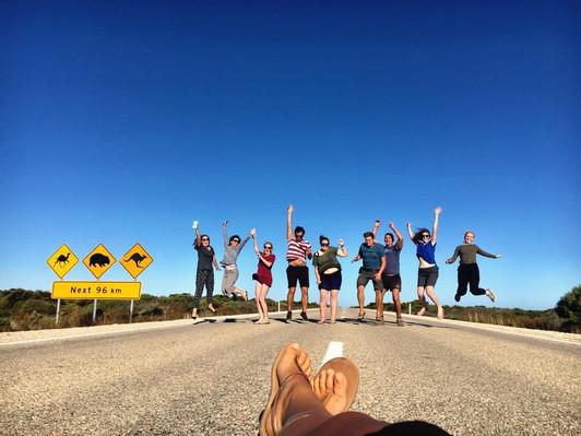 Adelaide to Perth Australia tours