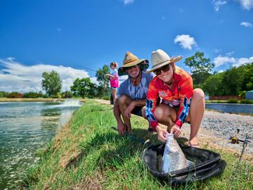 1 Hour Barramundi Fishing Experience