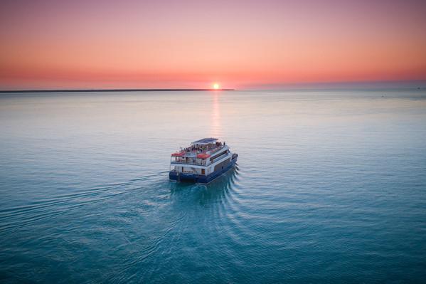 Darwin Harbour Dinner Cruise