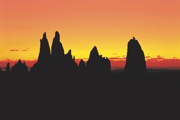 The Pinnacles, in the Nambung National Park, Cervantes, Tourism WA 103917.jpg