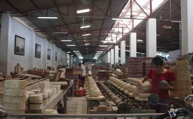 learn ceramic vietnam tours