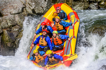 Wairoa River Rafting