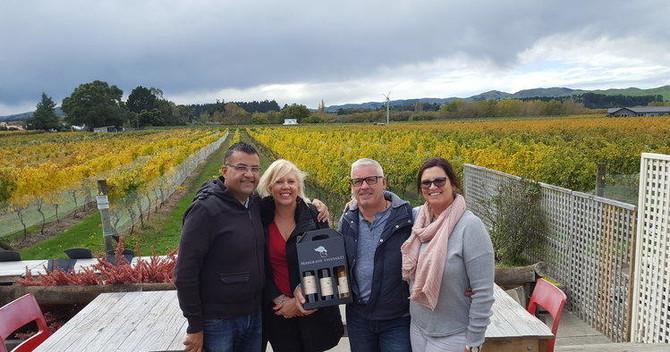 martinborough wine tours deals
