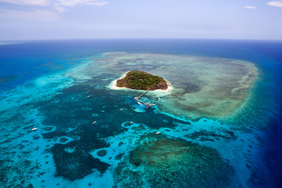 Green Island Fly & Cruise Combo