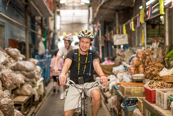 Bangkok bicycle tour discount