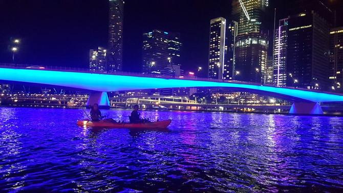 Brisbane River Kayak Tour