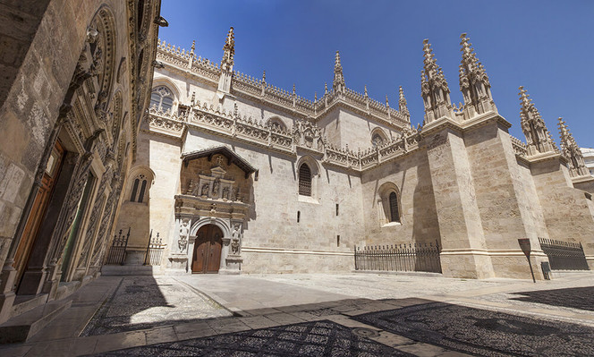 Tour of Royal Chapel, Cathedral and Monastery in Granada