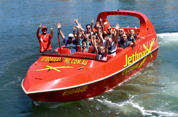 jet boat and helicopter Combo Gold Coast Deals