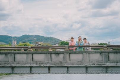 Kimono Rental and Unexplored Kyoto Walking Tour