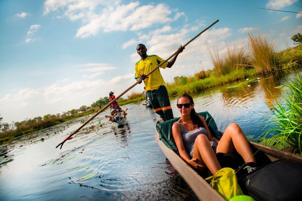 Botswana South Africa tour