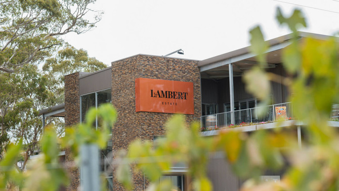Barossa Lambert Estate
