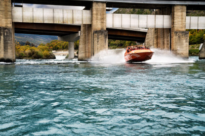 Jet Boating Queenstown - 25 minutes or 60 minutes
