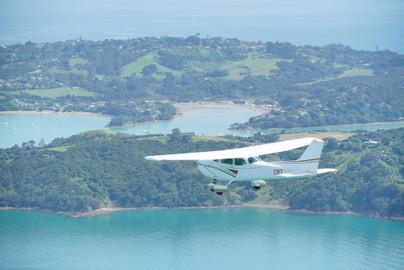 Waiheke Buzz Around 30 Minute Scenic Flight