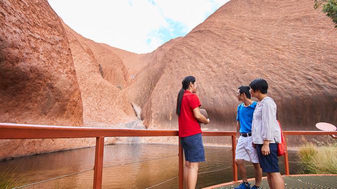 Uluru Sacred Sites & Sunset