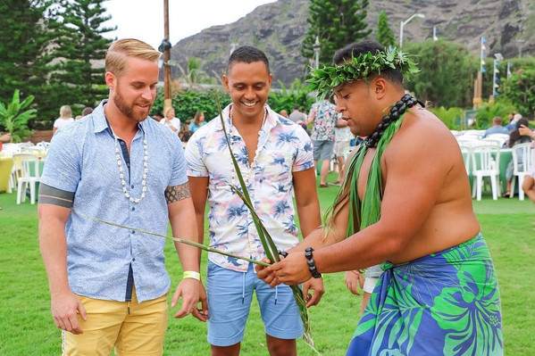 Ka Moana Luau Polynesian Performance