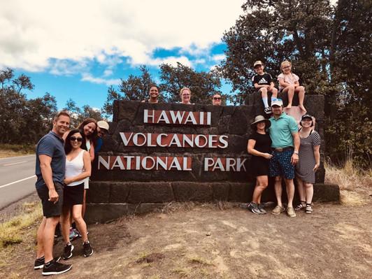 Hawaii Volcanoes Tour