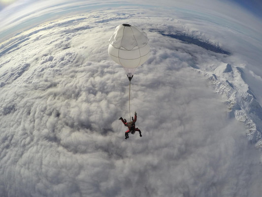 NZONE Skydive Queenstown - Above The Clouds.JPG
