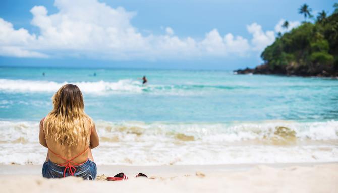 private beach visit sri lanka