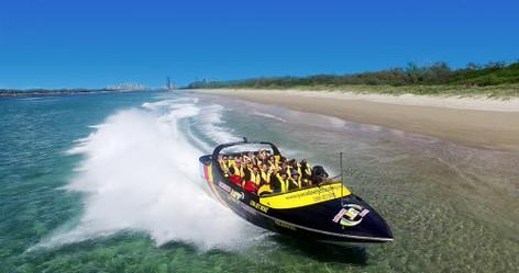 Paradise Jet Boating Gold Coast - Express Ride
