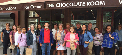 Brooklyn Chocolate Tour By Bus