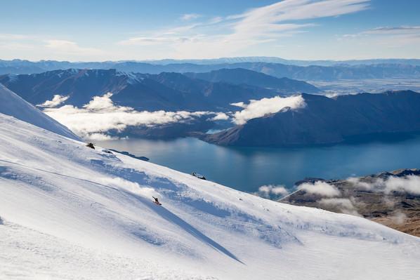 adrenaline Heli ski new zealand