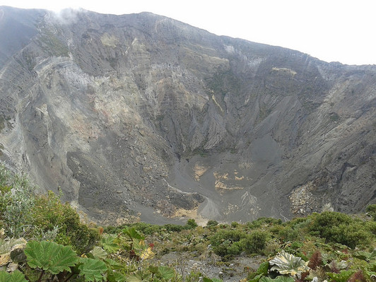 Irazu Volcano Tour San Jose