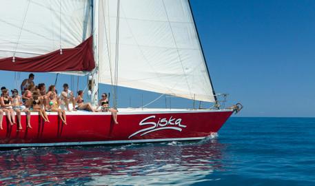 2 Day, 1 Night Whitsundays Sailing Tour On Siska IV